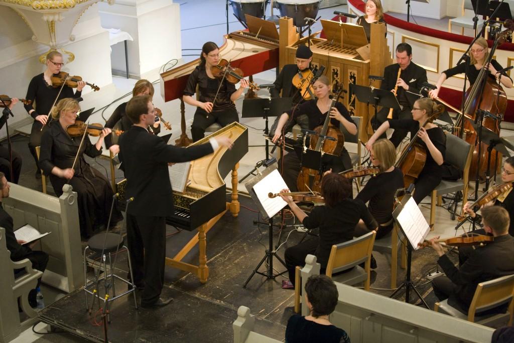 Händel, Messias, Vanha kirkko 29.3.2009