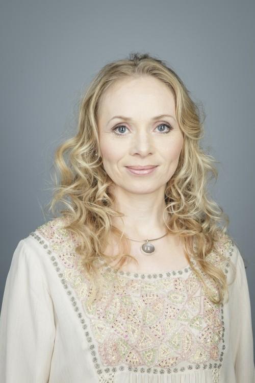 Thora Einarsdottir (Photo: Gisli Egill Hrafnsson)