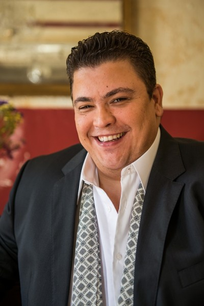 Ricardo Ribeiro, photo: Rita Carmo